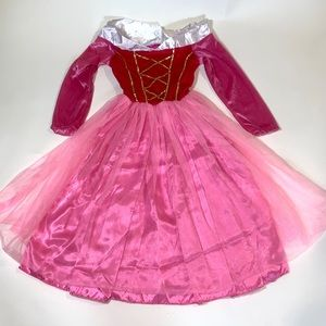 Pink Princess Costume Size Large